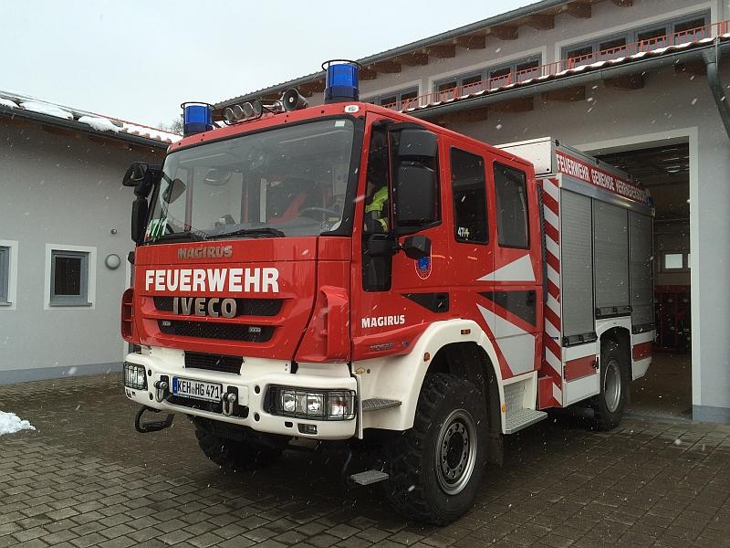 Löschgruppenfahrzeug 10/6 ohne Rettungssatz [LF10/6]