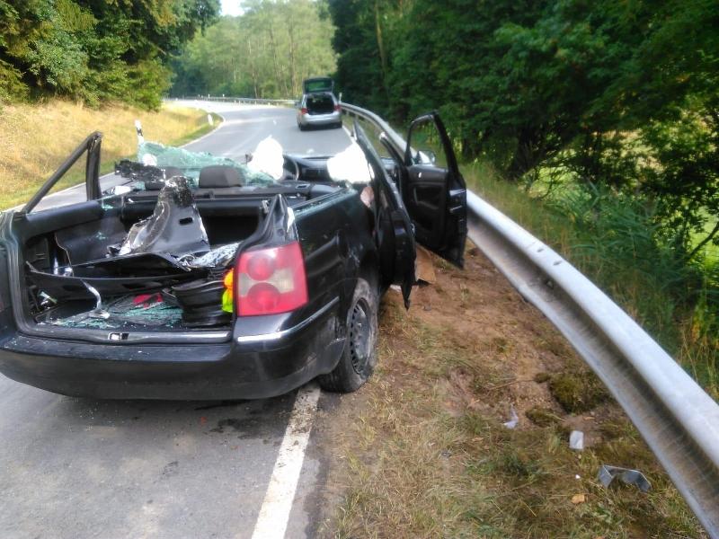 THL - Verkehrsunfall